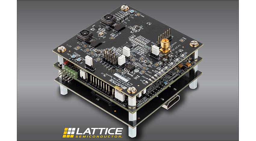 ラティスセミコンダクター、モバイル機器向け組込み型のビジョン開発キットを発売