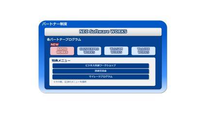 NEC、ディープラーニング技術を搭載したソフトウェア領域のパートナー制度を強化