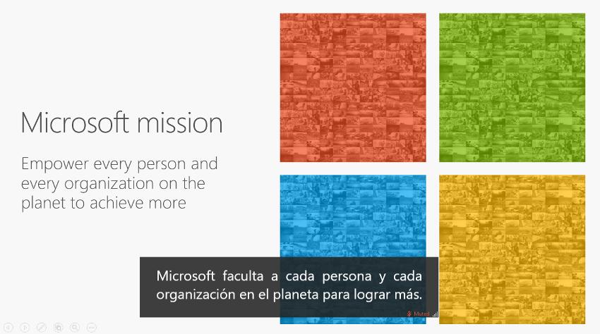マイクロソフト、Power Pointにリアルタイム翻訳機能を追加