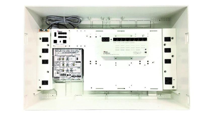 因幡電機産業、住宅のIoT化をよりスマートに実現する「情報盤」「Wi-Fi AP UNIT」 の新製品をリリース