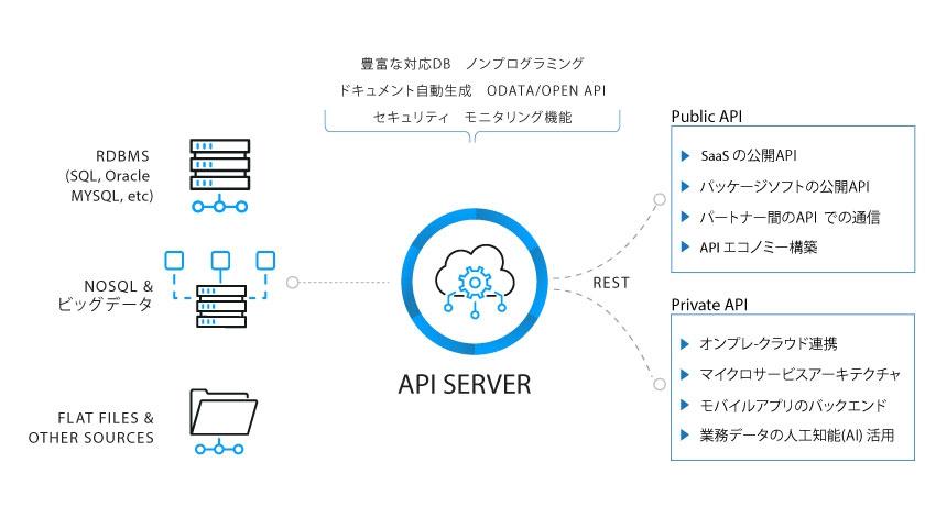 CData Software Japan、API開発・運用基盤「CData API Server」を製品版リリース