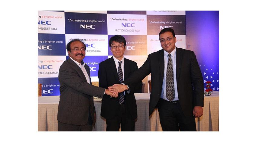 NEC、インドにビッグデータ分析ソリューションの専門組織を設立