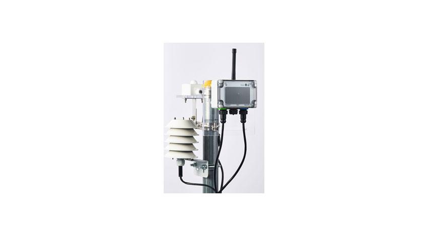 NISSHAがIoT技術を活用したスマート農業を推進、「EnOcean LPWA長距離無線センサー」を実用商品化