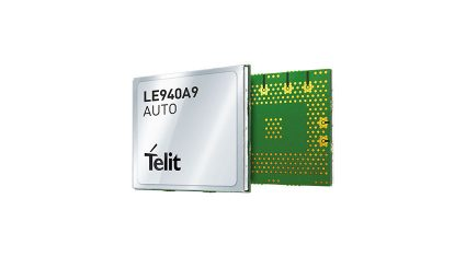 Telit、450MbpsのLTE-Advanced対応セキュアな車載用スマートモジュール「LE940A9」発表