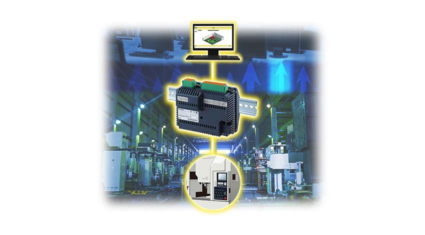 デジタル、古い工作機械からMT-LINKiを使用したデータ収集を実現