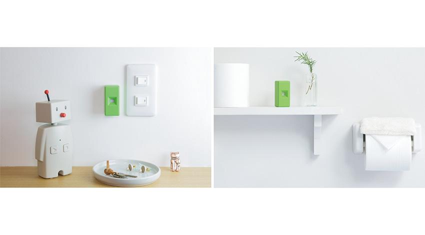 ユカイ工学、外出先から部屋の温度・湿度と照度がわかる「部屋センサ」発売