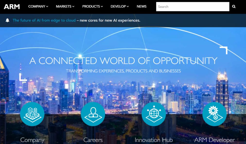 ARM CEOのサイモン・シガースがソフトバンクグループ株式会社の取締役に就任