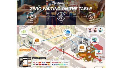 ボクシーズのオーダーシステム「Putmenu」で、注文とレジが不要の飲食店を開始