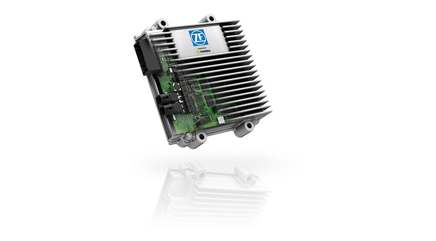 NVIDIAがZF、HELLAと提携、自動運転車の安全性向上に向けNCAP対応のAIテクノロジの実現を目指す
