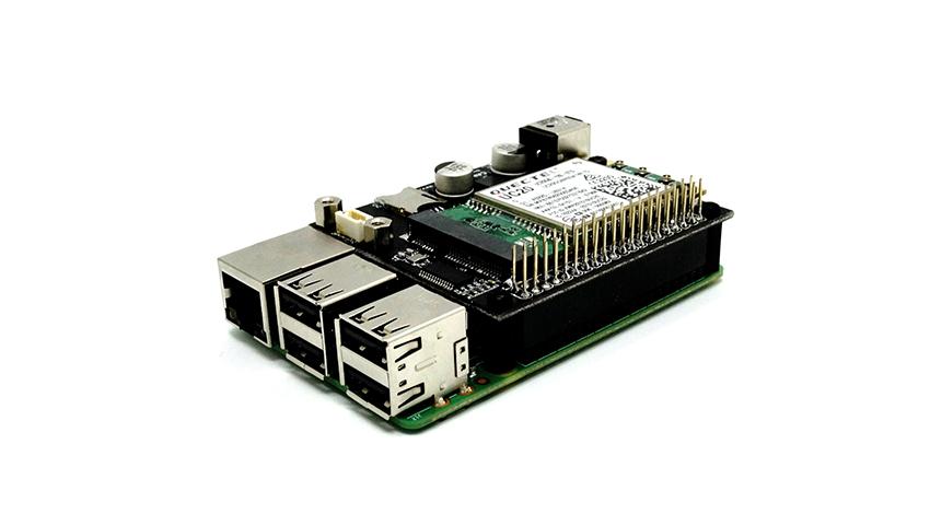 CANDY LINE、低データ通信量・低速度通信に特化したRaspberry Pi向けコンパクト通信ボード発売