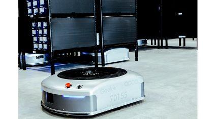 ギークプラス、AI物流ロボット「EVE」の国内発売に伴い日本法人設立
