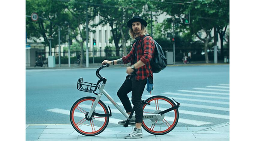 Mobike、IoT自転車によるシェアバイクサービスを札幌市で開始