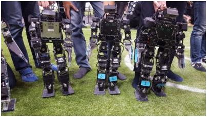 ロボカップ2017:生活支援から倉庫管理まで、ロボットを支えるNVIDIAのテクノロジー