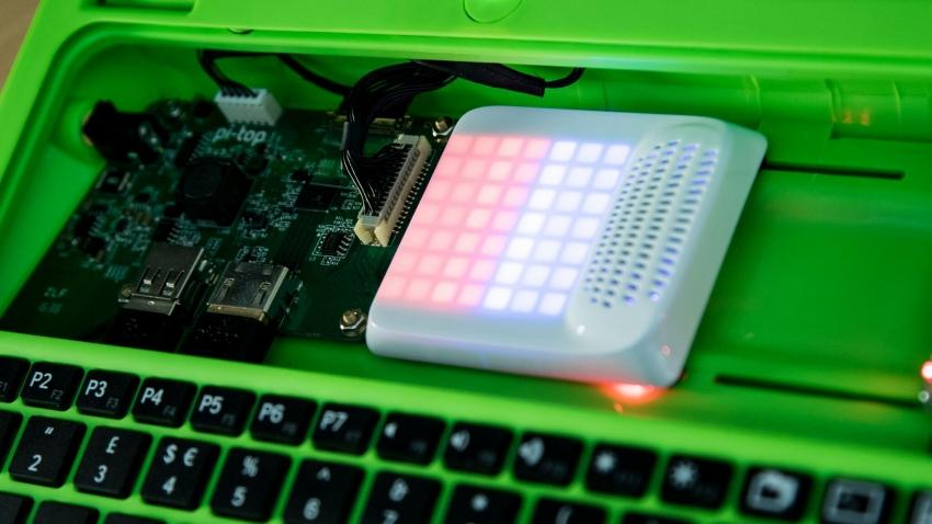 Raspberry Pi用スマートスピーカーユニット「pi-topPULSE」の販売を開始、 Amazon Alexaを使ってRaspberry Piを音声で制御