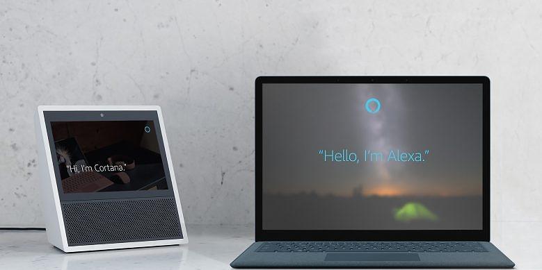 「Cortana さん、Alexa を開いて」 マイクロソフトと Amazon が前例のない相互連携へ