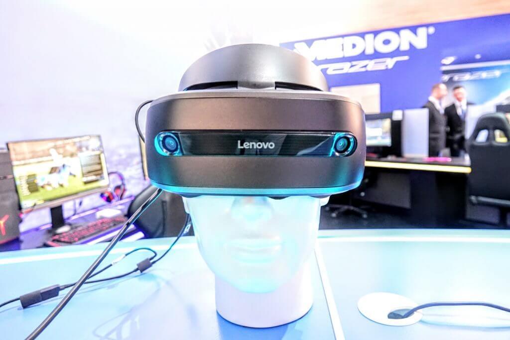 IFA2017 Lenovo explorer
