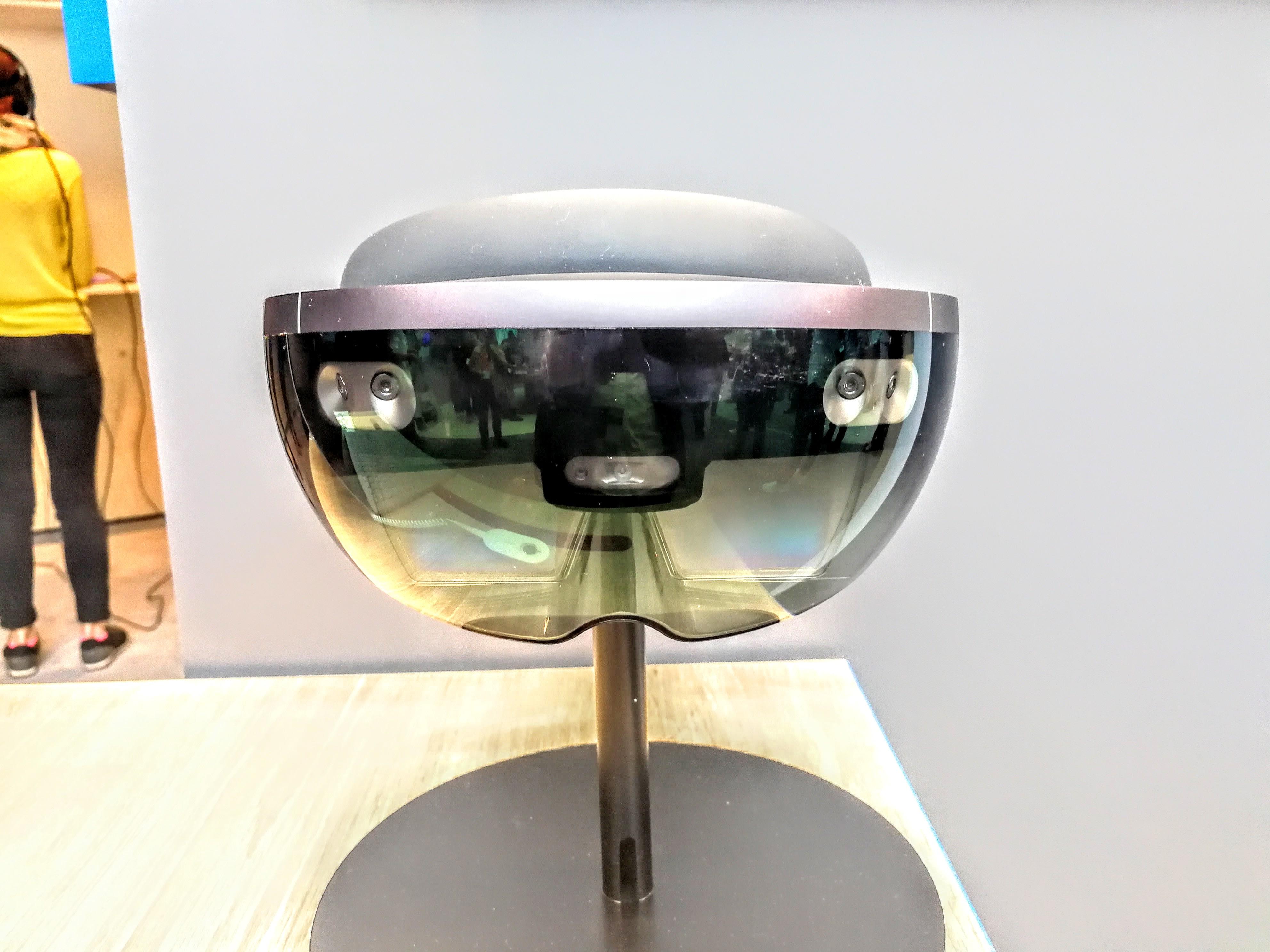 IFA2017 Microsoft HoloLens