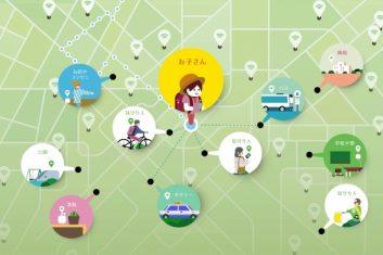 JapanTaxi、otta、東電HD、タクシーを活用したIoT 見守りサービスを開始