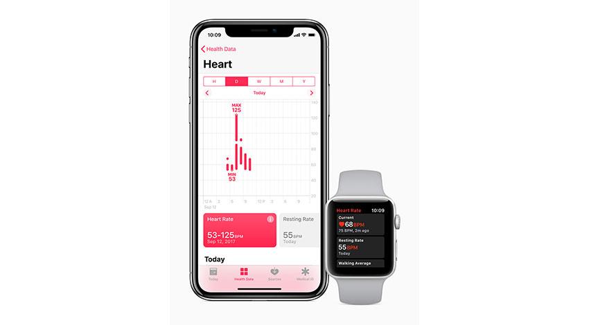 Apple、iPhoneの通信機能を新たに搭載した「Apple Watch Series 3」を発表