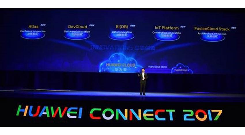 ファーウェイ、企業のデジタル変革に向けた6つのソリューションを発表