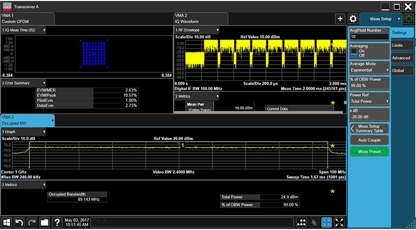キーサイト・テクノロジー、次世代5Gモバイルデバイスの開発に向け5G RF設計検証テストツールセットを発表