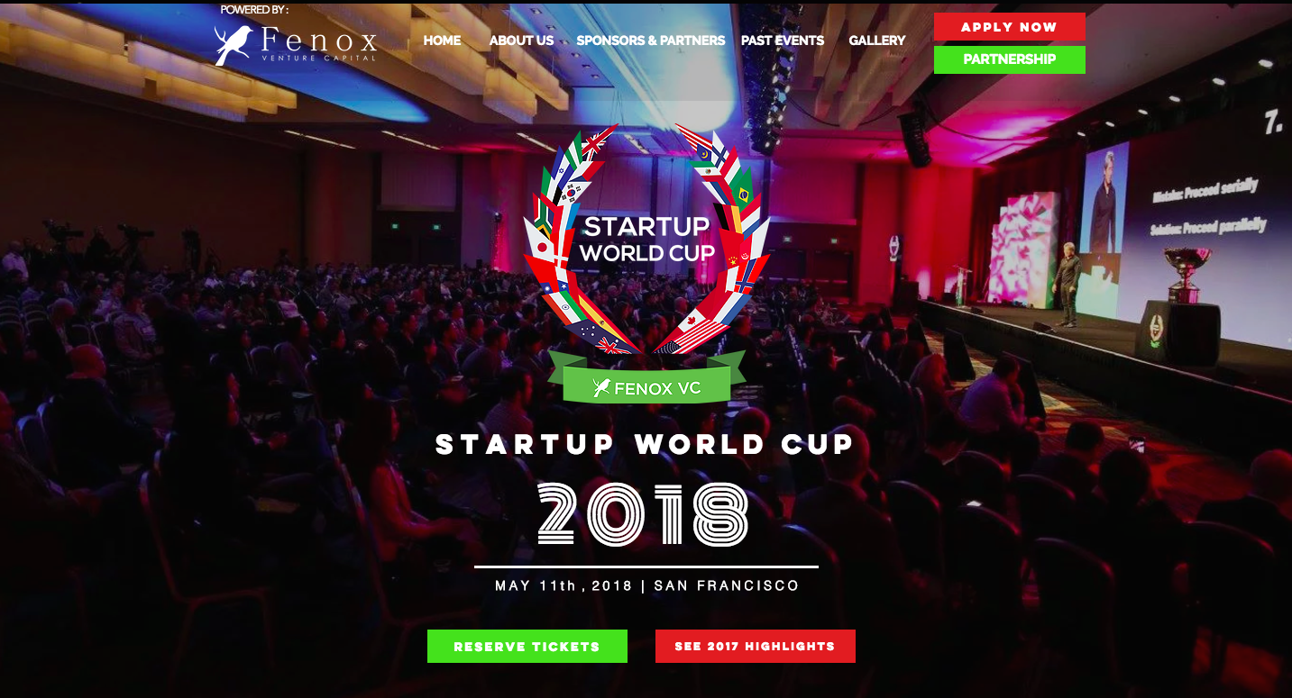 Startup World Cup2018