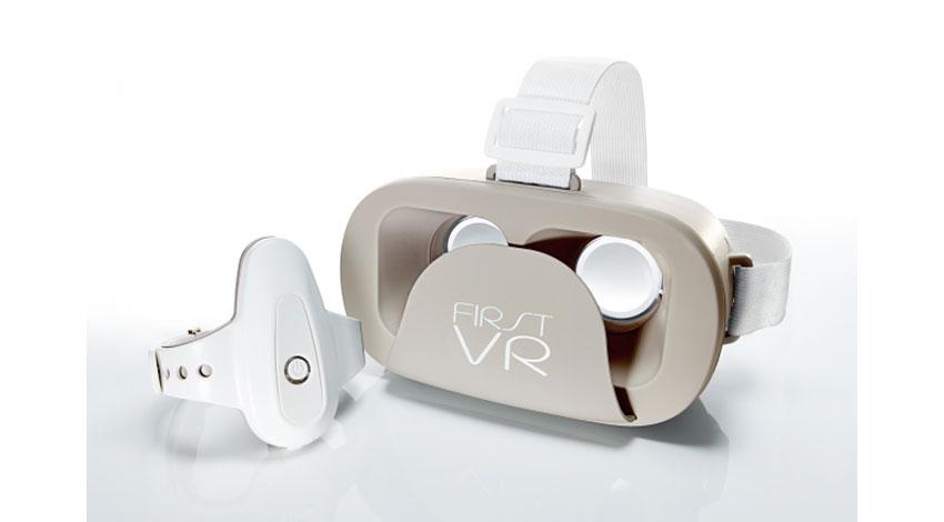 H2L、腕に巻くだけで直感的にVR/AR体験ができるデバイス「FIRST VR」を発売