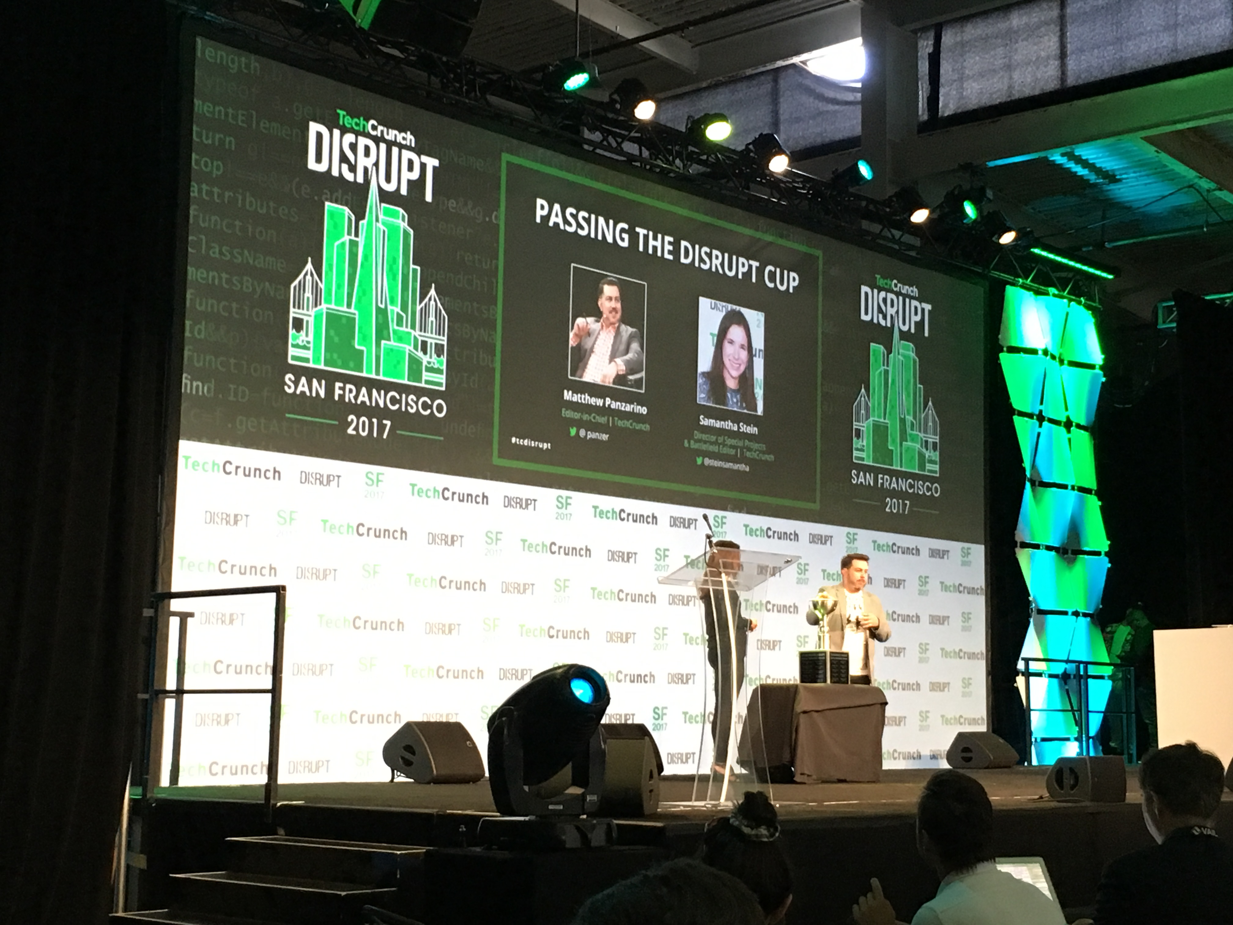 TechCrunch Disrupt SF 2017
