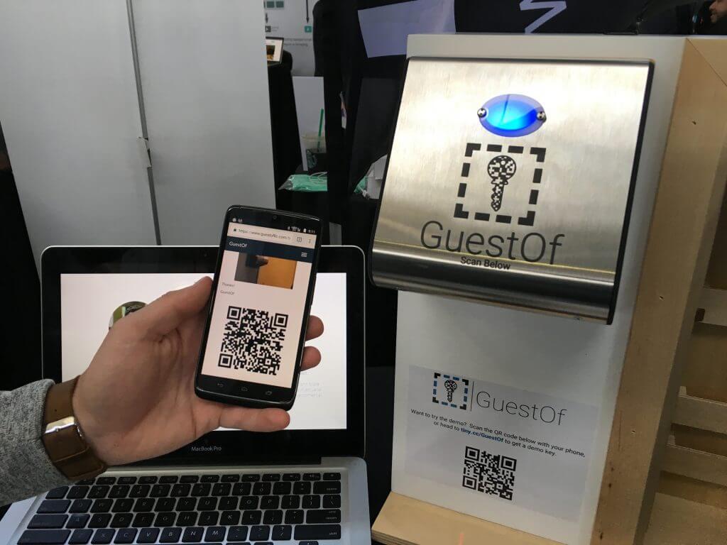 GuestOf社のSmart Lock