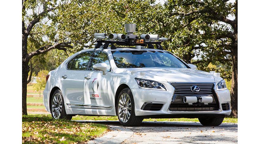 トヨタ自動車、Toyota Research Institute, Inc.における自動運転技術等の開発について進捗状況を公表