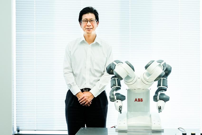第4次産業革命でキーとなるのはコントロールルーム ーABBインタビュー(前編)