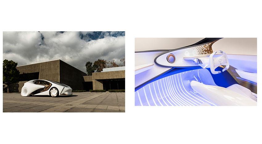 トヨタ、AI搭載のコンセプトカー「TOYOTA Concept-愛i(コンセプト・アイ)」シリーズの概要を公表