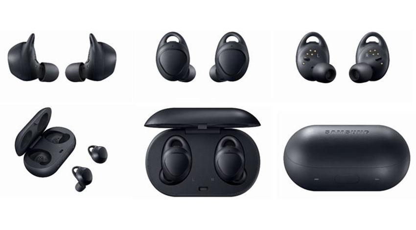Galaxy、フィットネストラッカー機能搭載イヤホン「Galaxy Gear IconX」、フィットネスバンド「Galaxy Gear Fit2 Pro」、VR体験ができる「Galaxy Gear VR with Controller」を一挙発売