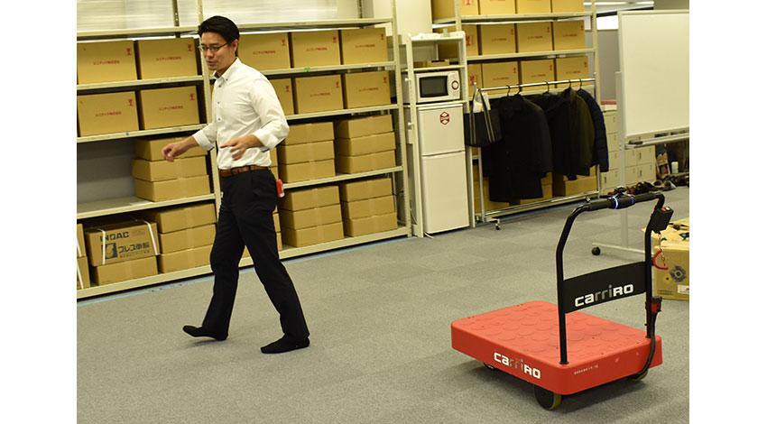 自動運転技術をクルマだけでなく、物流やドローンに活用するロボットベンチャーZMP