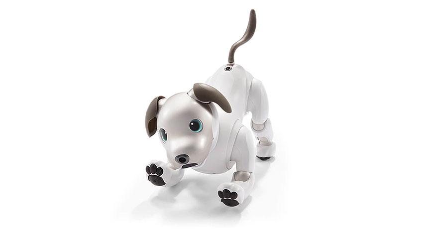 ソニー、自律型エンタテインメントロボット「aibo(アイボ)」を発売