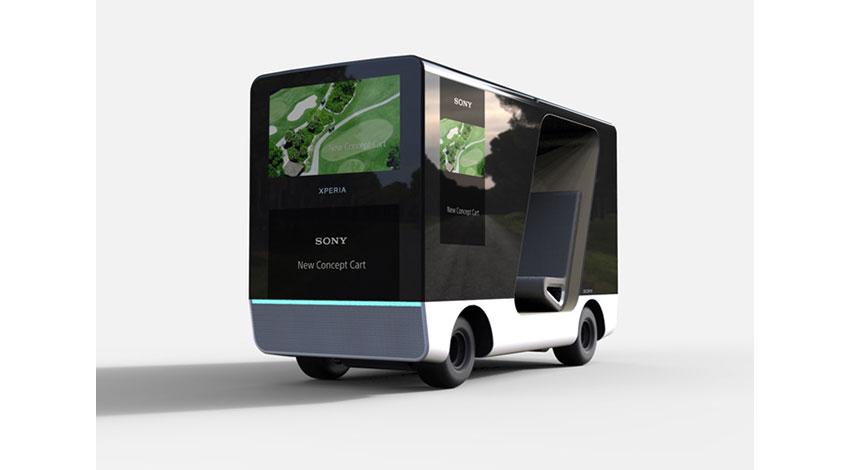 NTTドコモとソニー、5Gを活用した「ニューコンセプトカート」の共同実験に合意