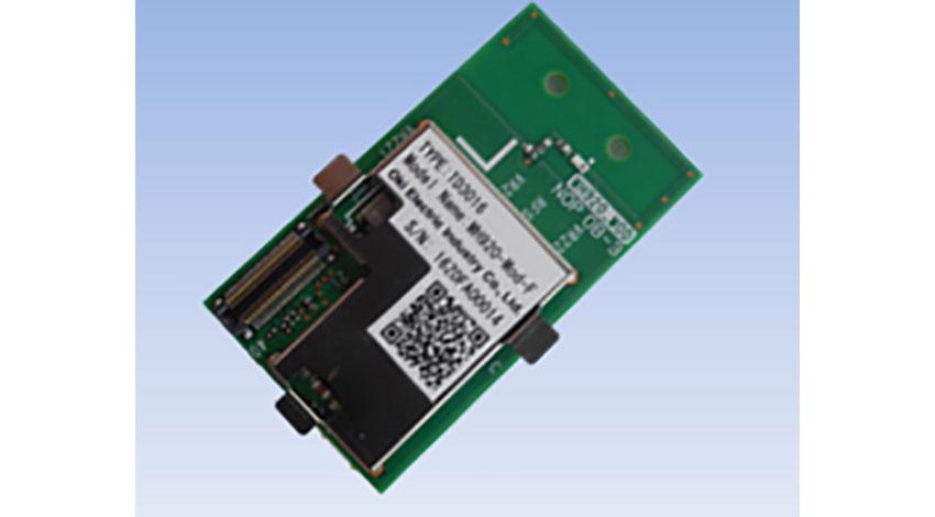 OKI、海外規格対応の無線通信モジュール「SmartHop®」を販売開始