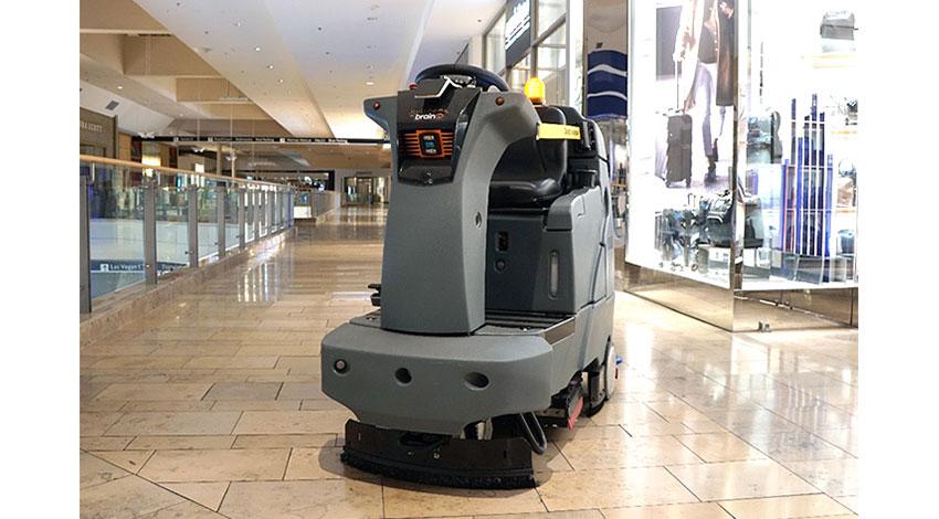 ソフトバンクロボティクス、業務用清掃ロボット事業に参入