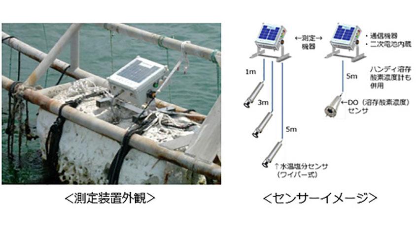 小浜市・クラウド漁業・KDDI、鯖の養殖効率化にIoTを活用するプロジェクトを開始