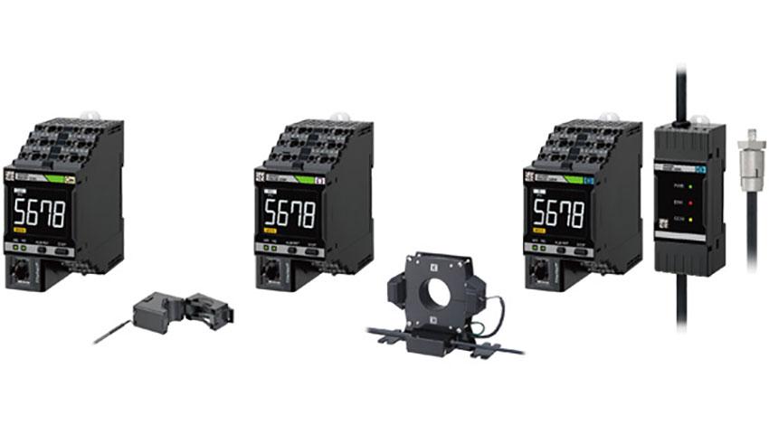 """オムロン、設備の""""健康状態""""を可視化する 「状態監視機器」4シリーズを発売"""