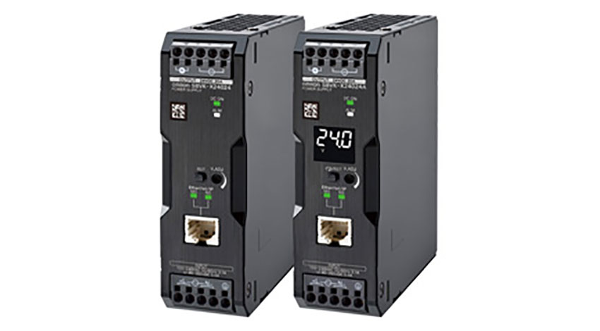 オムロン、設備の健康状態を可視化する 「状態監視機器」4シリーズを発売