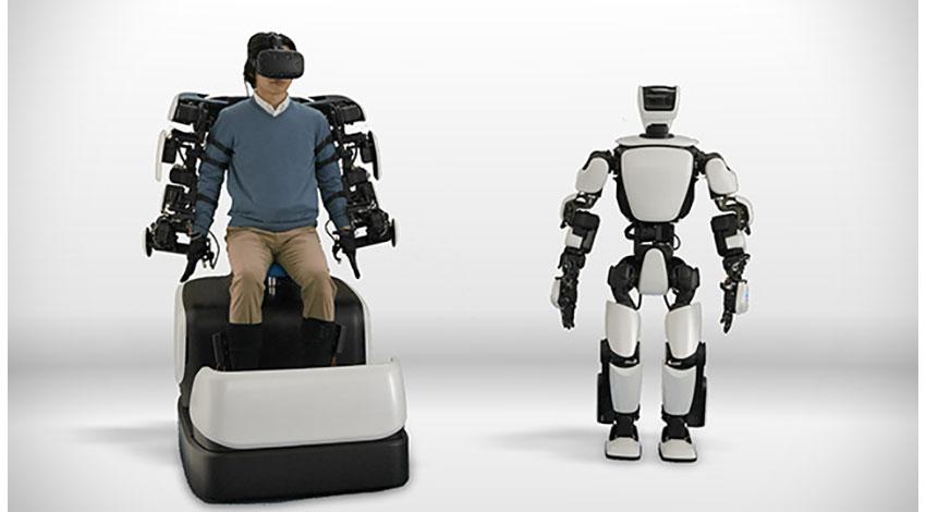 トヨタ自動車、第3世代のヒューマノイドロボットT-HR3を発表