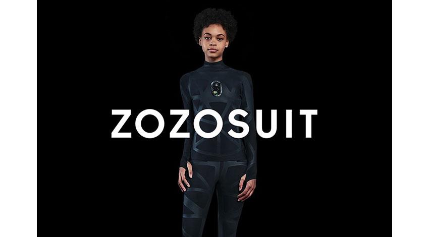 ゾゾタウン、採寸用ボディースーツ「ZOZOSUIT」の無料配布を開始