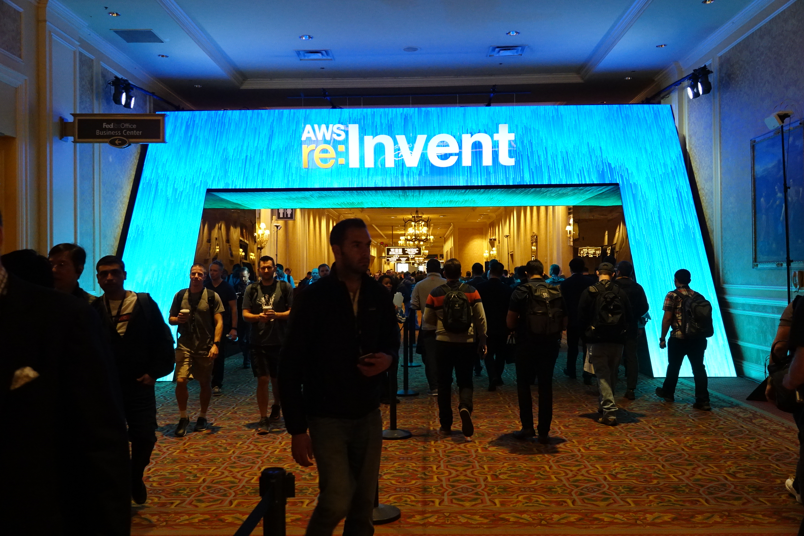 re:invent2017 Conntected Home
