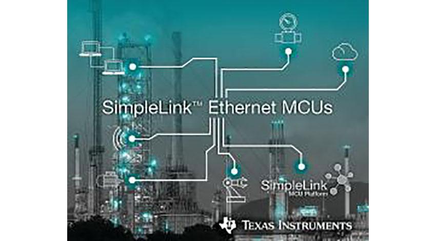 日本テキサス・インスツルメンツ、IoT開発環境ツール群「SimpleLink」にイーサネット接続マイコン「MSP432」を追加