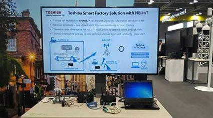 東芝デジタルソリューションズとファーウェイ、NB-IoTのスマートファクトリー分野での活用に向け協業
