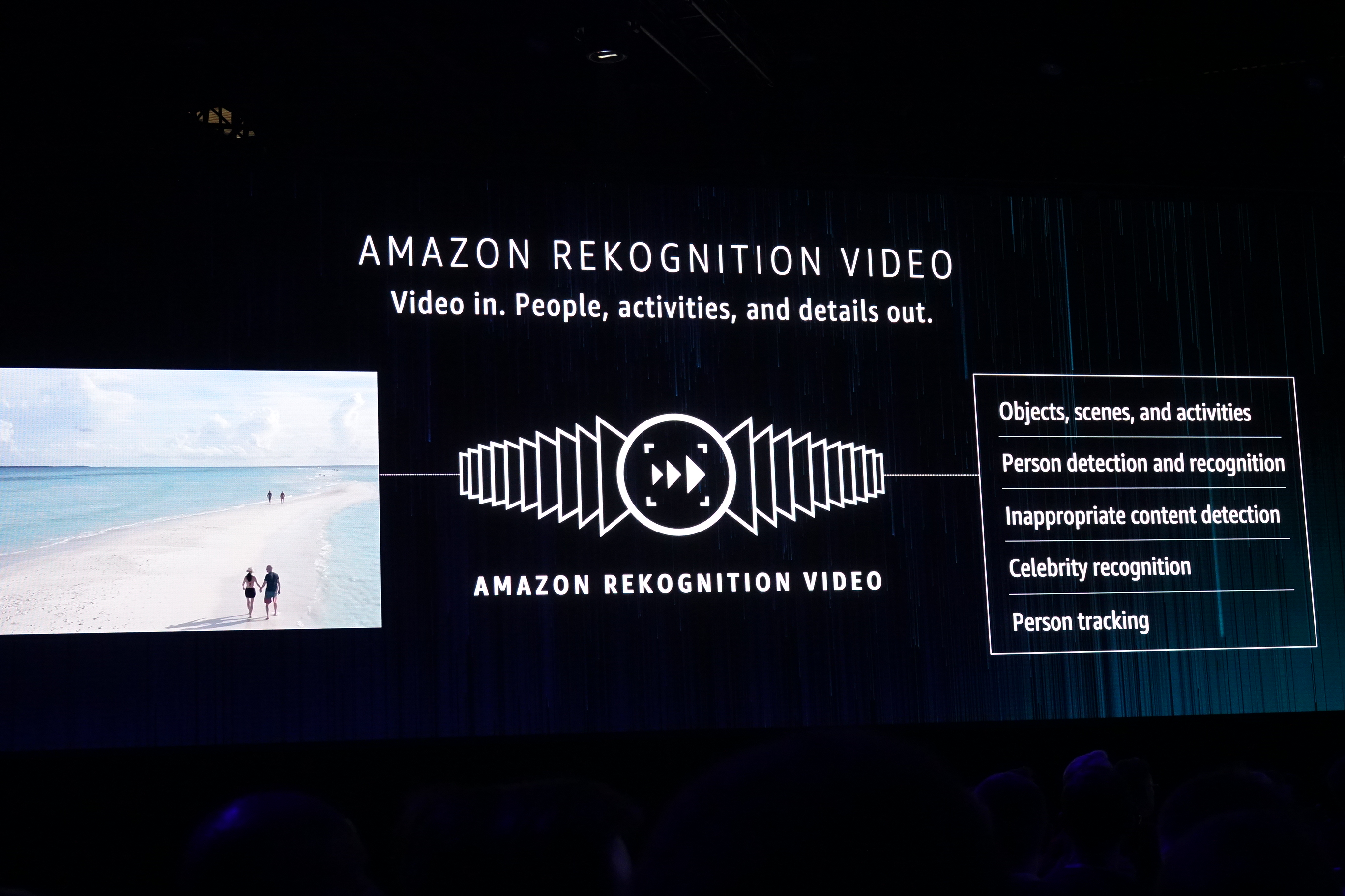 Amazon REKOGNITION VIDEO