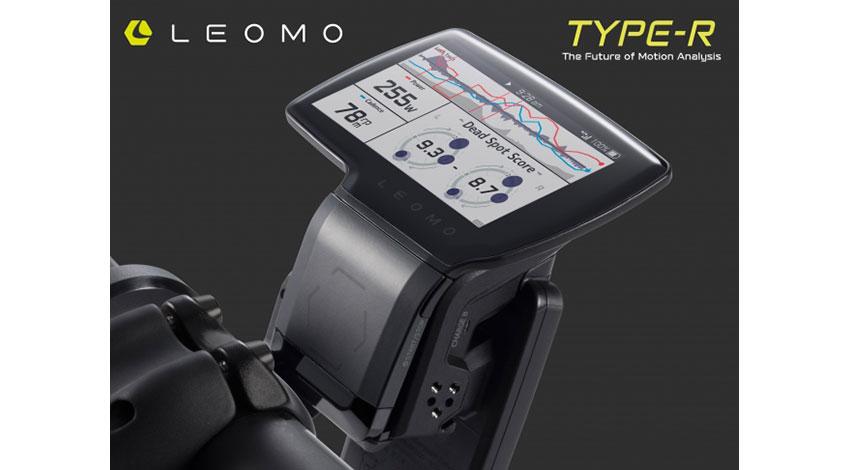 サイクリストの動きを5つのセンサーで見える化、LEOMOがIoTデバイス「TYPE-R」を日本国内で発売