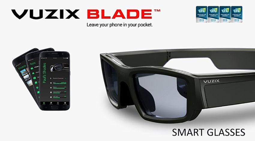 スマートグラス「Vuzix Blade」の開発キットを提供、ビュージックス コーポレーション