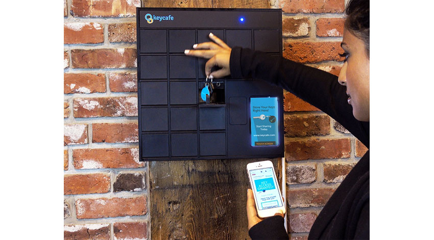Keycafe、民泊などシェアリングエコノミーの鍵の受け渡しに、IoTキーボックス端末を無料設置